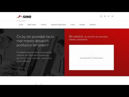 www.sino.sk