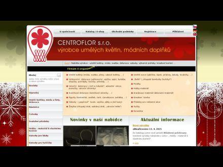 www.centroflor.cz