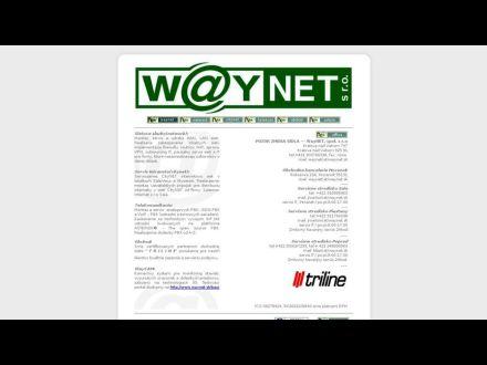 www.waynet.sk