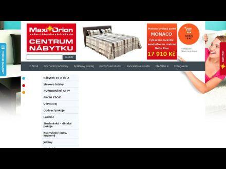 www.maxiorion.cz