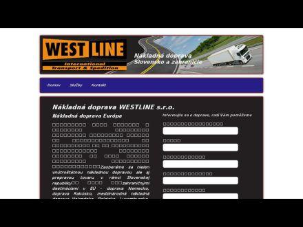 www.westline.sk