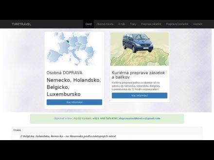 www.timetravel.sk