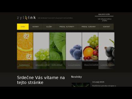 www.zylo.sk