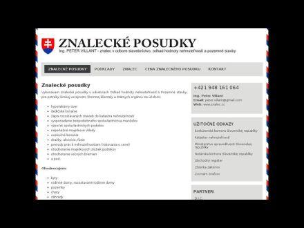 www.znalec.cc