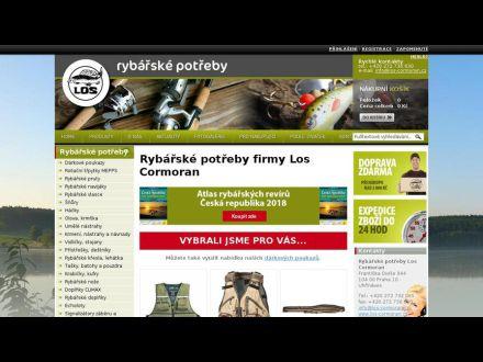 www.los-cormoran.cz
