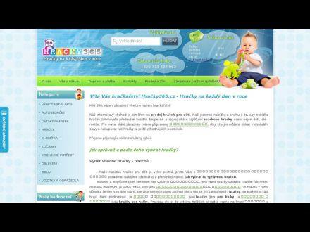 www.hracky365.cz