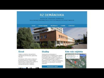 www.rzdemanovka.sk