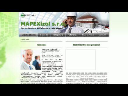 www.mapexizol.sk