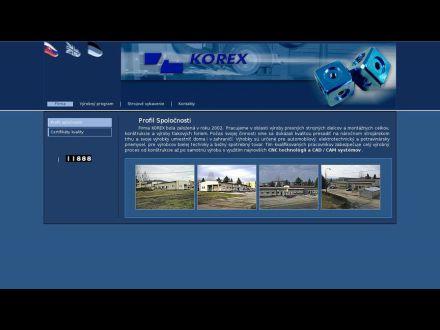 www.korexsv.sk