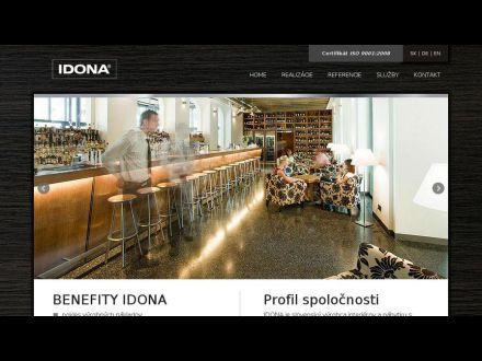 www.idona.sk