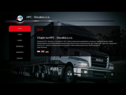 www.hpc-slovakia.sk