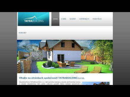 www.tatrabuilding.sk