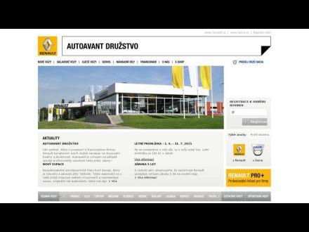 www.autoavant.cz