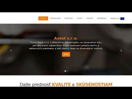 www.avest.sk