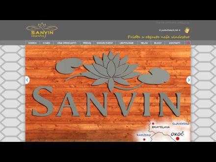 www.sanvin.sk