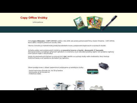 www.copyofficevrutky.sk