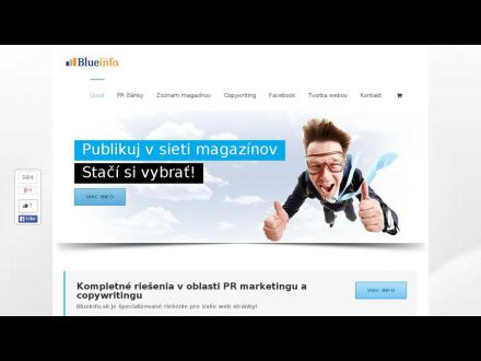 www.blueinfo.sk