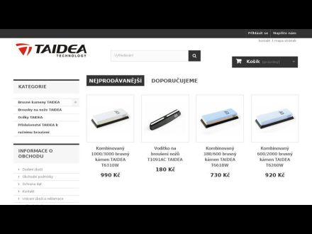 www.taidea.cz