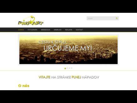 www.proartstudio.sk