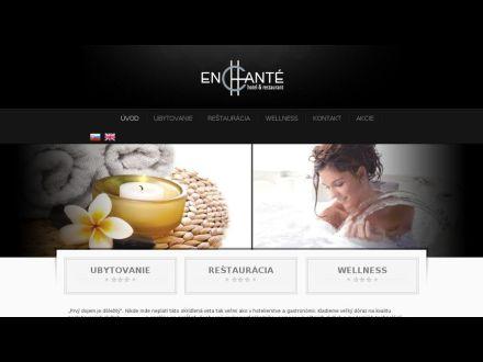 www.hotelenchante.sk