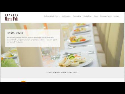 www.penzionmarcopolo.sk