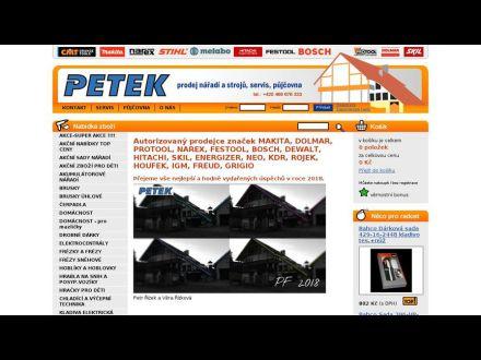 www.petek.cz