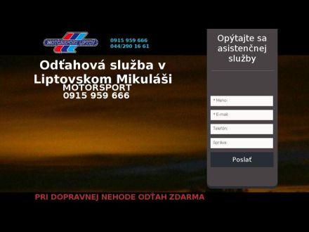 www.odtahovasluzba-liptovskymikulas.sk