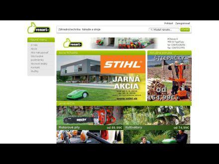 www.renars.sk