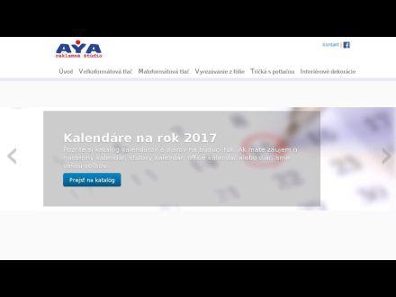 www.aya.sk