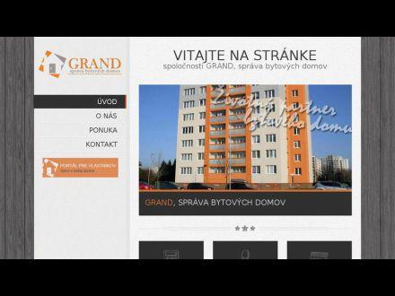 www.grand-sprava.sk