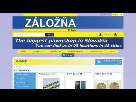 www.zaloznabreva.sk