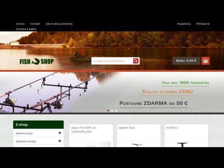 www.fishshop.sk