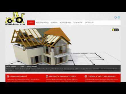 a14f0ba74 ROAD Group, s.r.o. - stavebná činnosť, 956 55 Dvorec, 0948 323 ...