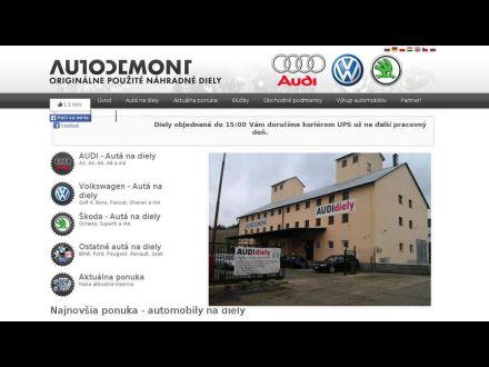 www.autodemont.sk