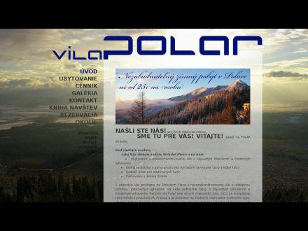 www.vilapolar.sk