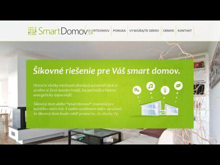 smartdomov.sk
