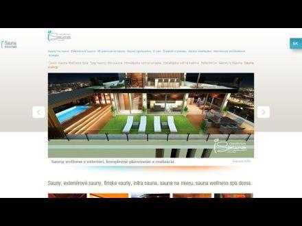 www.luxusnesauny.sk