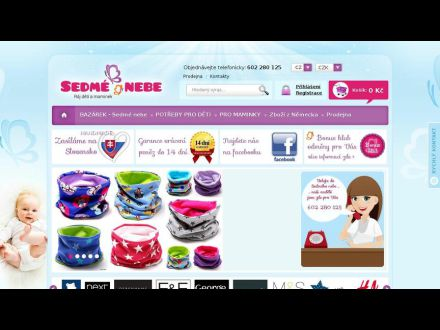 www.sedmenebe-babyshop.cz