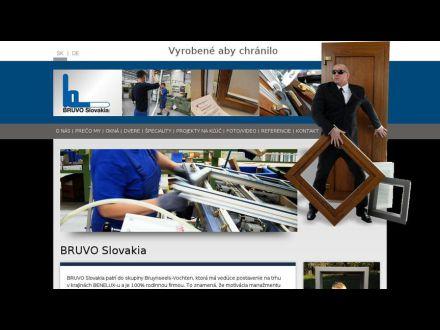 www.bruvo.sk