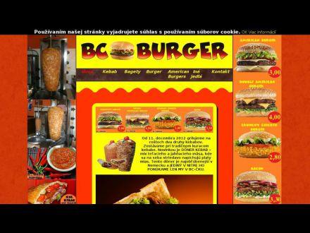www.bcburger.sk