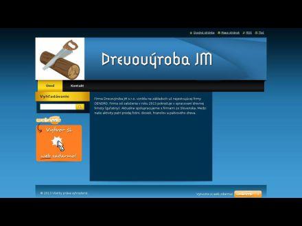 www.drevovyroba-jm.webnode.sk