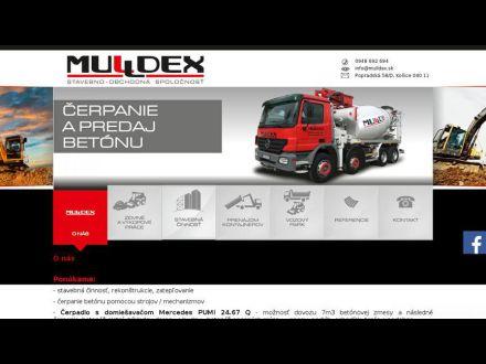 www.mulldex.sk