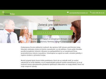 www.greenpulse.sk