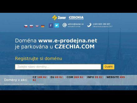 www.e-prodejna.net