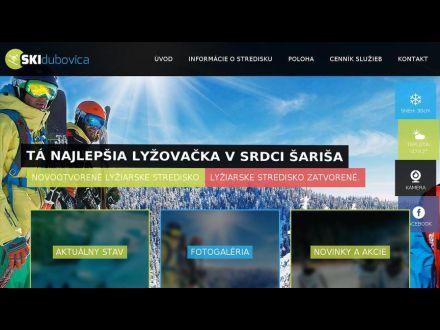 www.skidubovica.sk