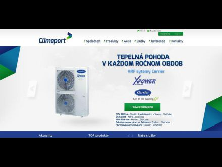 www.climaport.sk