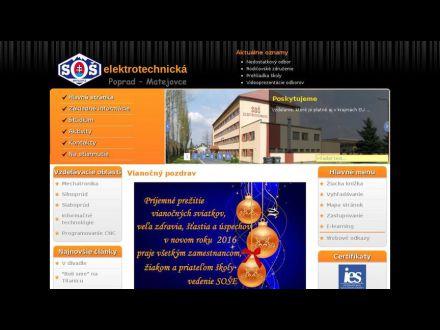 www.sosematej.sk