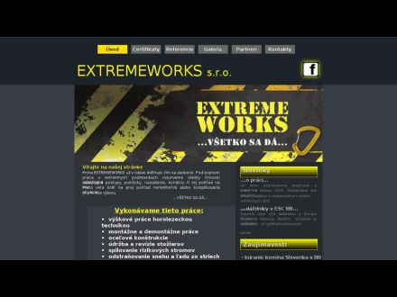 www.extremeworks.sk