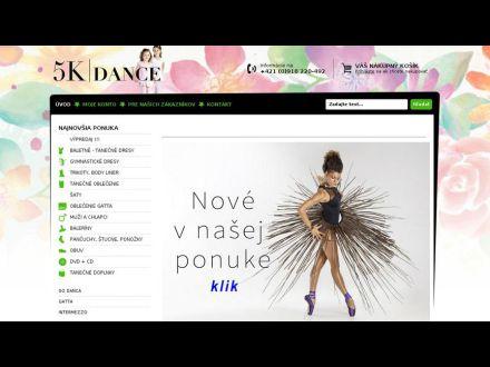 www.5kdance.sk