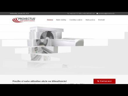 www.provectus.sk